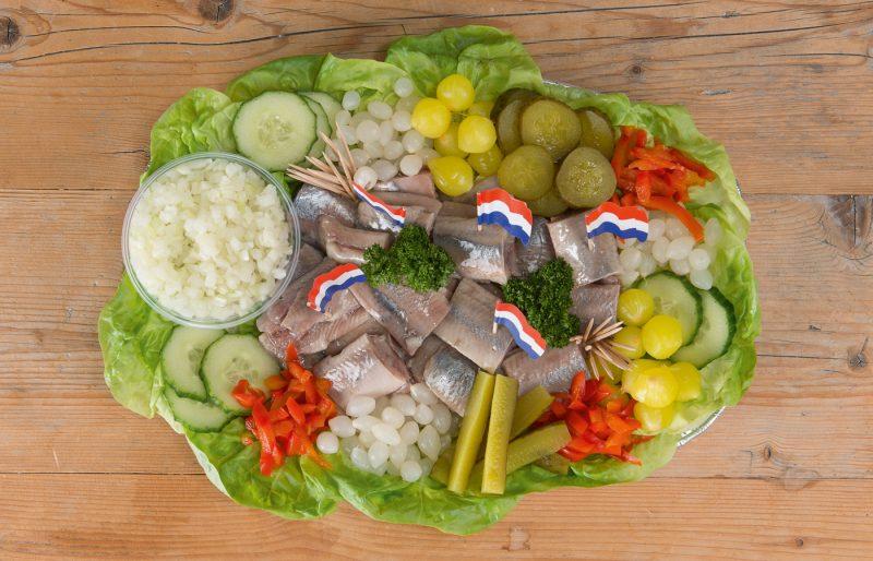haring salade